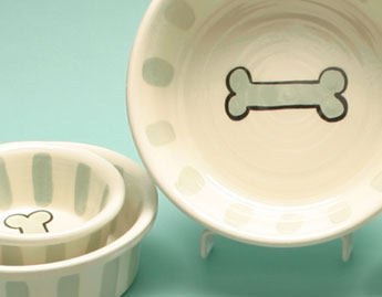 Wholesale Ceramic Pet Bowls